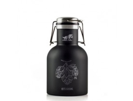 Growler Let's Growl 1L - Empório do Lúpulo