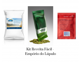 Kit Receita Fáci Empório do Lúpulo